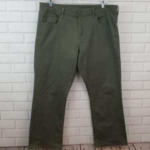 Buffalo David Bitton Slim Straight Stretch Jeans